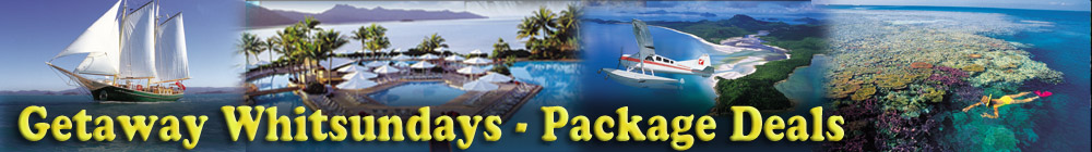 Whitsunday holiday packages. Holiday packages in the Whitsundays Queensland Australia.